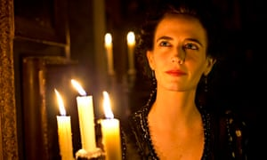 Eva Green as Vanessa Ives in Penny Dreadful. Photograph: Jonathan Hession/Showtime