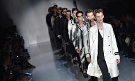 Gucci men's fashion week