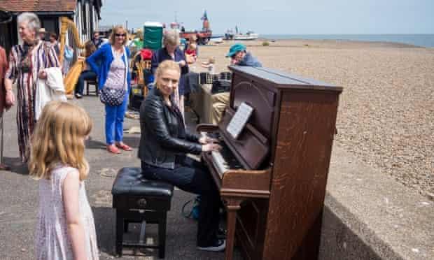 Aldeburgh festival Musicircus 22 June 2014