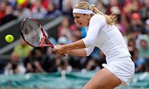 Sabine Lisicki at Wimbledon in 2012