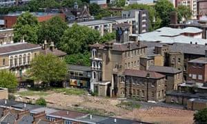 St Clements hospital community land trust