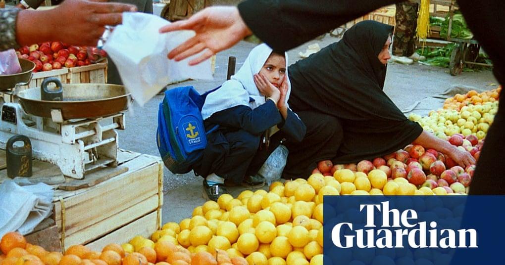 Iran S Complex Khuzestan Region Through The Eyes Of Its Children Iran The Guardian