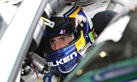 Peter Dumbreck racing driver