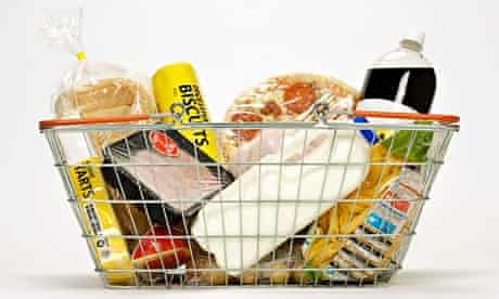 The food industry encourages us to buy fattening foods.