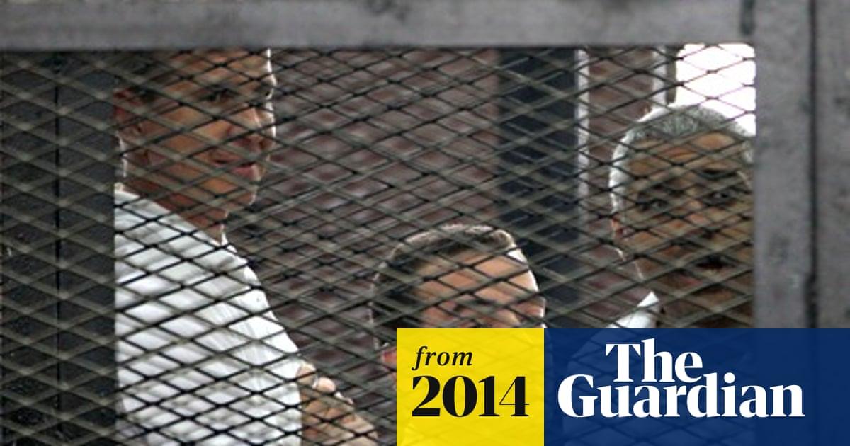 Al-Jazeera journalists' stiff sentences prompt international outrage