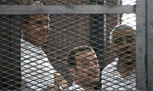 Al-Jazeera journalists jailed in Egypt