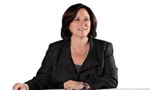 Shire chairwoman Susan Kilsby