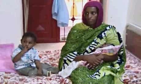 Meriam Ibrahim in Sudan