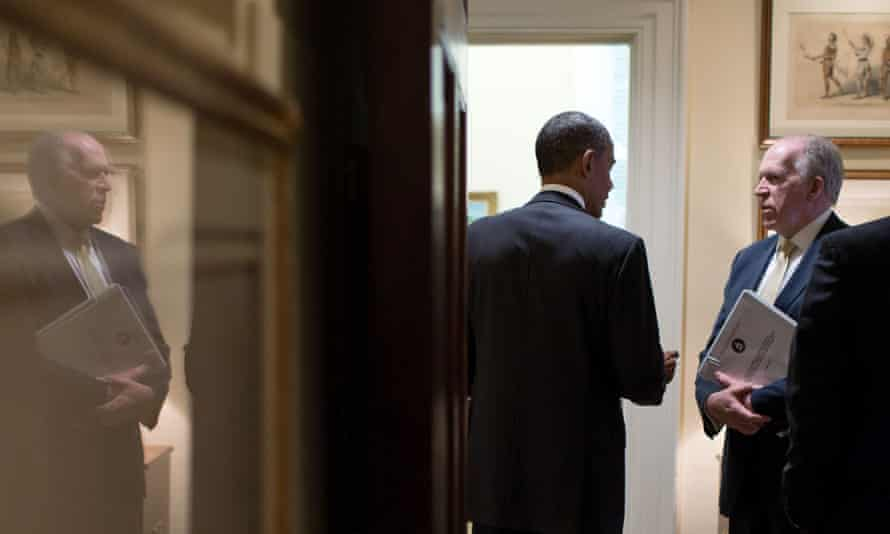 obama brennan white house