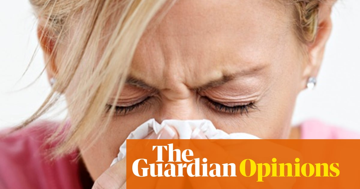 Sorry for doubting you hay fever sufferers – now I know your