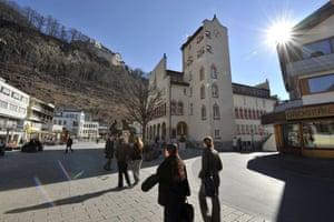 Liechtenstein's capital Vaduz. No murders …