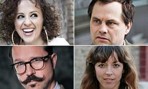 Comedians composite