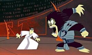 Samurai Jack Thrilling International Tv That Doesnt Involve A