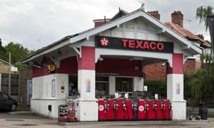 East Sheen filling station