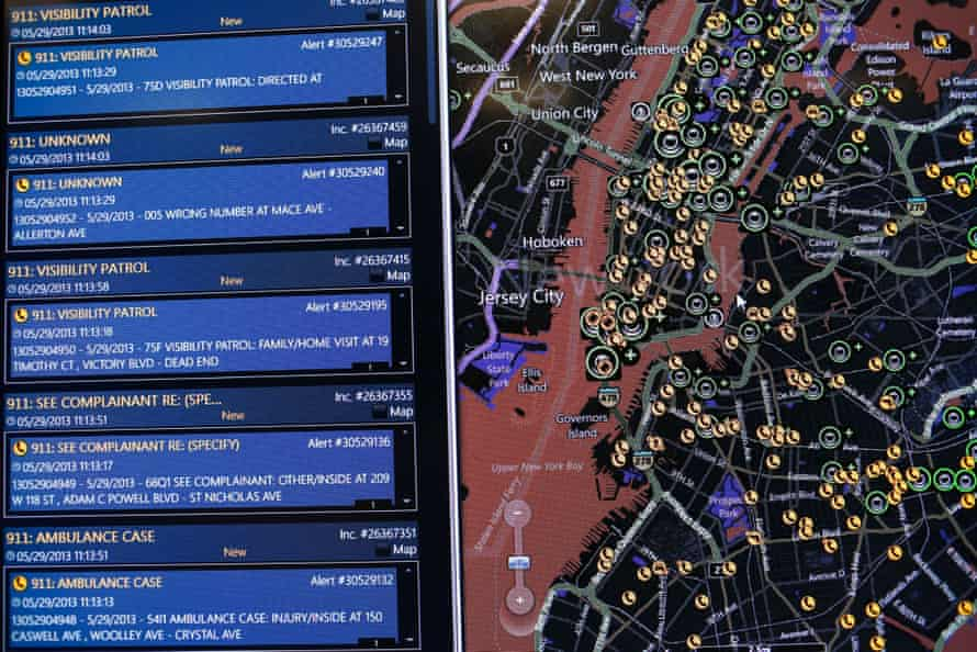 NYPD's Domain Awareness System uses hi-tech tools previously used in counterterrorism operations.