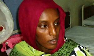 Sudanese Christian woman on death row