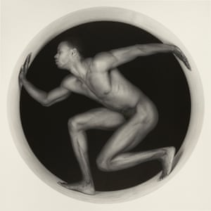 Robert Mapplethorpe, American, 1946-1989 Thomas, negative, 1987; print, 1994 Jointly acquired by the Los Angeles County Museum of Art, with funds provided by The David Geffen Foundation and The J. Paul Getty Trust