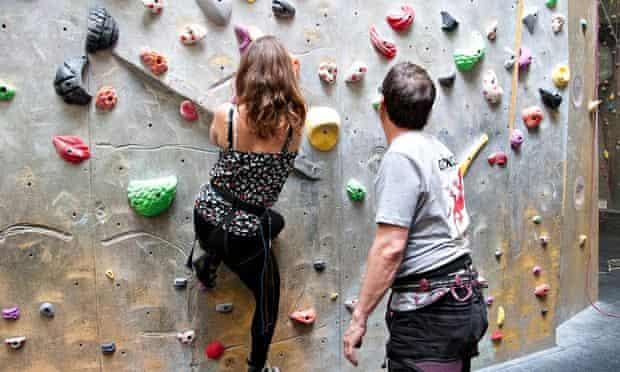 The Castle Climbing Centre, Stoke Newington, London