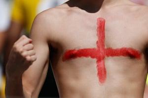 football: Costa Rica v England