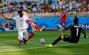 football..: Costa Rica v England