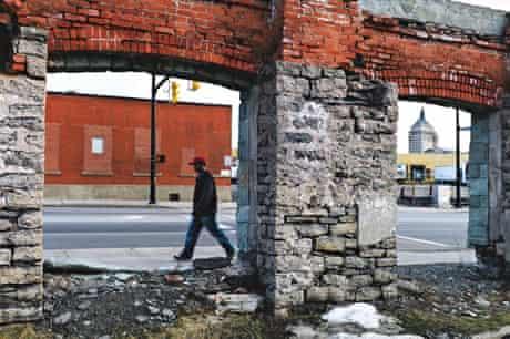 Kodak Tower decline Rochester NY memory city