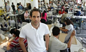 American Apparel Ousts CEO Dov Charney