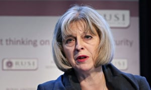 Theresa May Speech On Organised Crime