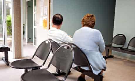 GP waiting room