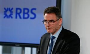 Ross McEwan RBS boss