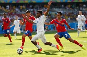 footy: Costa Rica v England