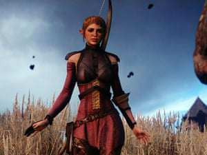 Dragon Age: Inquisition – how BioWare is taking on Skyrim   Games