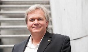 DC Professor Brian Schmidt AC