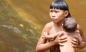 Suruwaha Indians