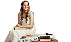 laura bates as feminist bride