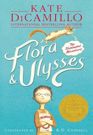 Longlist gallery: Flora and Ulysses