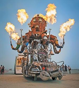 Big picture: Duane Flatmo's El Pulpo Mecanico, 2012