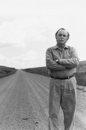 American experimental composer Alvin Lucier