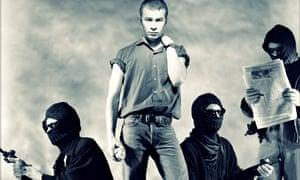 The The band (Matt Johnson unmasked)