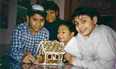 Hadassah and her family