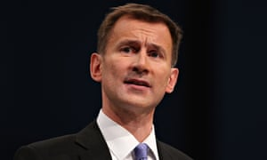 Hunt has skilfully positioned himself as the patient champion while avoiding more difficult question