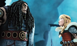 How To Train Your Dragon 2 Review An Efficient Franchise