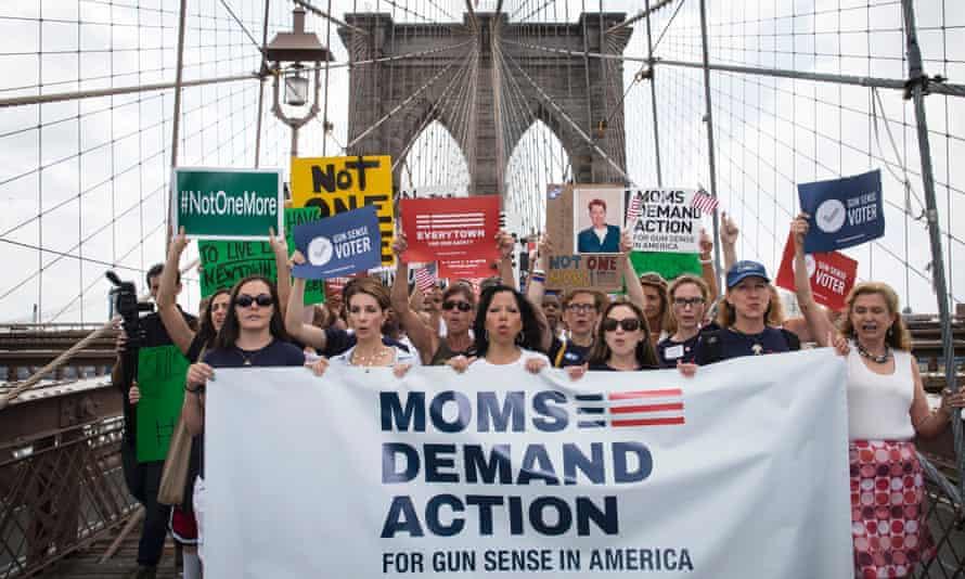 Moms against guns