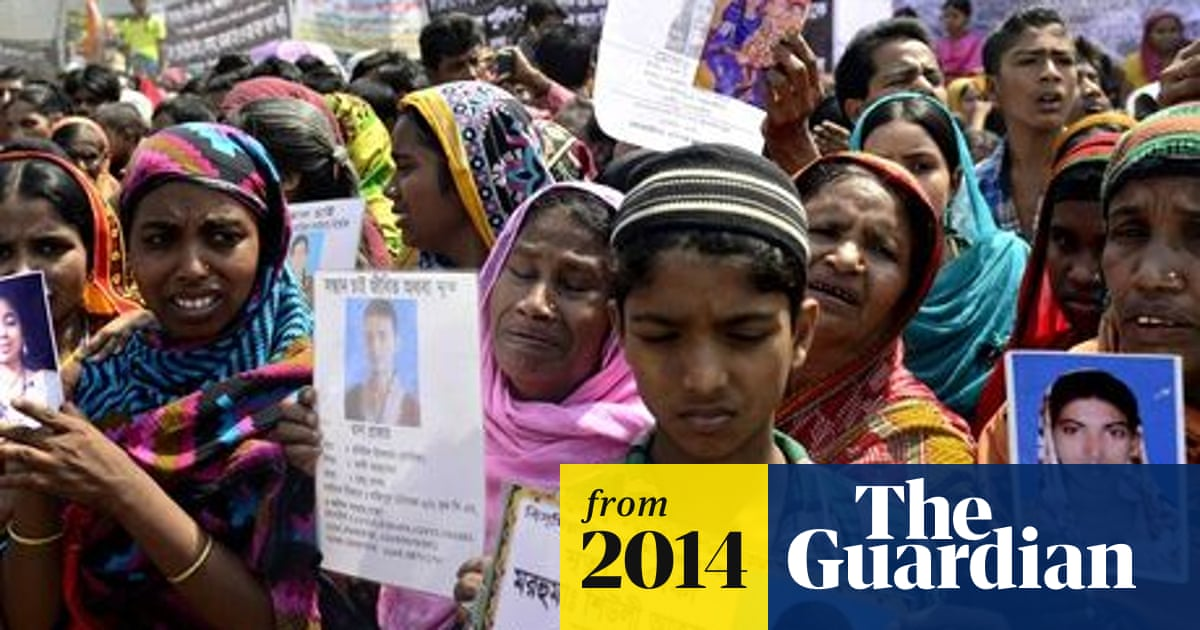 b0e4ee88a30e UK government tells retailers to pay up in Rana Plaza compensation battle