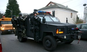 apc swat team vehicle seattle