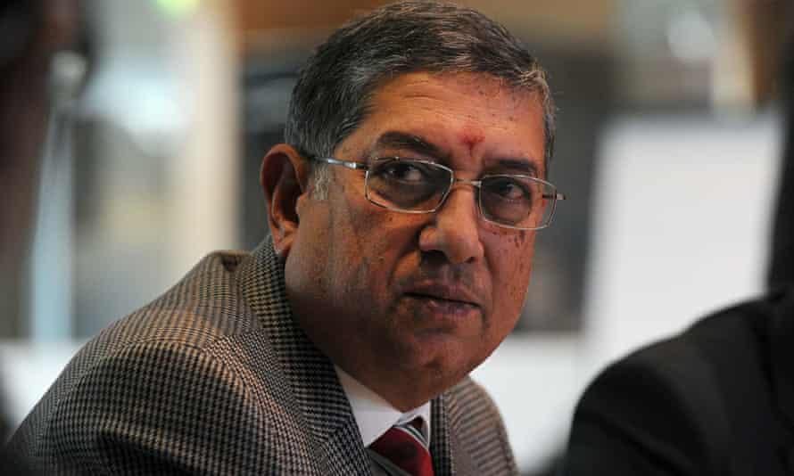 Narayanaswami Srinivasan
