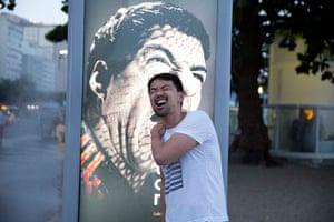 Suarez advert: Luis Suarez advert