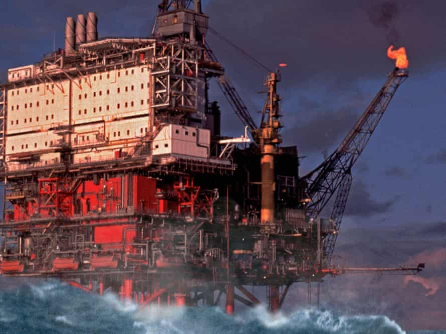 "'You appoint an oil billionaire to decide what the future of the oil industry should be, and his report concludes that the government should develop ""a new strategy for maximising economic recovery from the UK Continental Shelf""'"