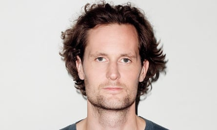 SoundCloud's Eric Wahlforss, who is a musician as well as a tech executive.