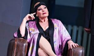 Ariadne auf Naxos Karita Mattila ROH