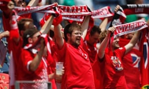 Canadian soccer fans